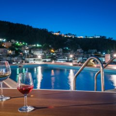 Отель Strada Marina Греция, Закинф - 2 отзыва об отеле, цены и фото номеров - забронировать отель Strada Marina онлайн пляж фото 2