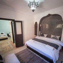 Отель Riad Amlal Марокко, Уарзазат - отзывы, цены и фото номеров - забронировать отель Riad Amlal онлайн комната для гостей фото 3
