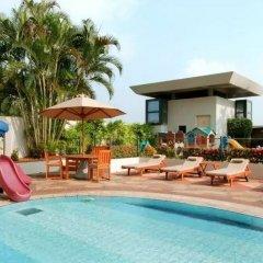 Отель Hilton Colombo Residence Шри-Ланка, Коломбо - отзывы, цены и фото номеров - забронировать отель Hilton Colombo Residence онлайн бассейн фото 2
