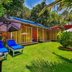 Отель OYO 14197 Curlies Zulu Land Cottages Гоа сауна