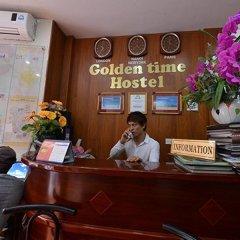 Golden Time Hostel Ханой интерьер отеля фото 2
