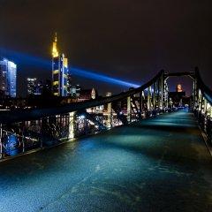 Отель Holiday Inn Express Frankfurt Messe развлечения