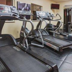 Отель Country Inn & Suites Effingham фитнесс-зал