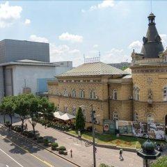Отель Argo Сербия, Белград - 2 отзыва об отеле, цены и фото номеров - забронировать отель Argo онлайн балкон