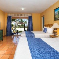 Отель Whala! boca chica Доминикана, Бока Чика - 1 отзыв об отеле, цены и фото номеров - забронировать отель Whala! boca chica онлайн комната для гостей фото 3
