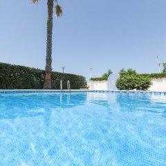 Отель EUFORIA Испания, Пляж Мирамар - отзывы, цены и фото номеров - забронировать отель EUFORIA онлайн бассейн