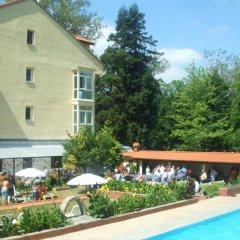 Hotel Balneario Parque De Alceda бассейн фото 3