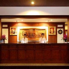 Отель Best Western Premier Bangtao Beach Resort & Spa интерьер отеля фото 2
