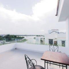 Отель Lana Villa Hoi An балкон