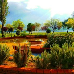 Balat Residence Турция, Стамбул - 1 отзыв об отеле, цены и фото номеров - забронировать отель Balat Residence онлайн приотельная территория фото 2