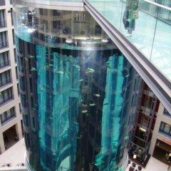 Отель Park - Aqua Dom & Sea Life Berlin Германия, Берлин - отзывы, цены и фото номеров - забронировать отель Park - Aqua Dom & Sea Life Berlin онлайн бассейн фото 2