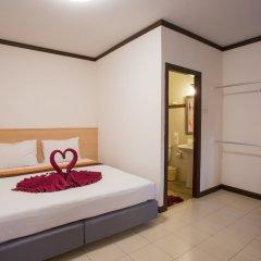 Отель Kata Country House сейф в номере