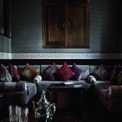 Отель Royal Mansour Marrakech интерьер отеля