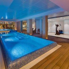 Отель H10 Casa del Mar бассейн
