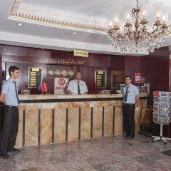 Hotel Grand Liza интерьер отеля