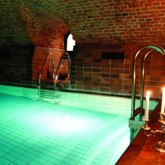 First Hotel Reisen бассейн фото 2