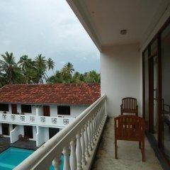 Отель Sumadai Шри-Ланка, Берувела - отзывы, цены и фото номеров - забронировать отель Sumadai онлайн балкон