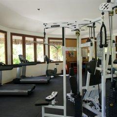 Отель Le Meridien Bora Bora фитнесс-зал фото 4