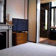 Отель Albert Moliere Брюссель удобства в номере фото 2