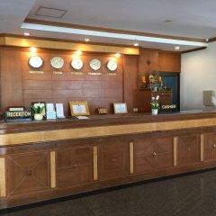Отель Krabi Golden Hill Hotel Таиланд, Краби - отзывы, цены и фото номеров - забронировать отель Krabi Golden Hill Hotel онлайн интерьер отеля фото 3