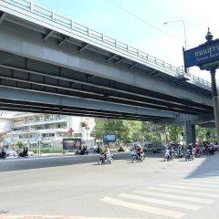 Отель Take A Nap Бангкок спортивное сооружение