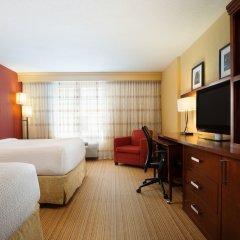 Отель Courtyard by Marriott Ottawa Downtown Канада, Оттава - отзывы, цены и фото номеров - забронировать отель Courtyard by Marriott Ottawa Downtown онлайн удобства в номере фото 2
