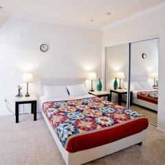 Отель Medici Apartel Лос-Анджелес комната для гостей фото 4
