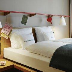 Отель 25hours Hotel Langstrasse Швейцария, Цюрих - отзывы, цены и фото номеров - забронировать отель 25hours Hotel Langstrasse онлайн комната для гостей фото 4
