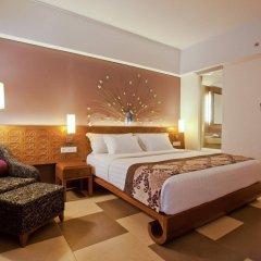 Sun Island Hotel Kuta комната для гостей фото 5