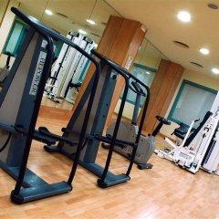 Отель H·TOP Royal Star & SPA фитнесс-зал фото 3