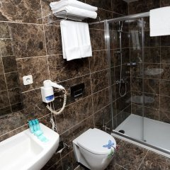 Mavi Deniz Otel Турция, Турунч - отзывы, цены и фото номеров - забронировать отель Mavi Deniz Otel - All Inclusive онлайн ванная