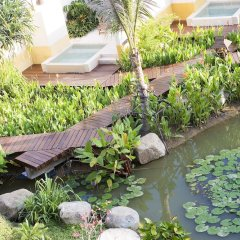 Отель Movenpick Resort & Spa Karon Beach Phuket фитнесс-зал фото 2