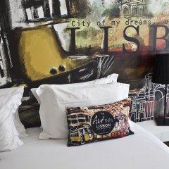 Отель The ART INN Lisbon Португалия, Лиссабон - отзывы, цены и фото номеров - забронировать отель The ART INN Lisbon онлайн в номере фото 2