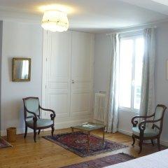 Отель La Maison de Saumur Франция, Сомюр - отзывы, цены и фото номеров - забронировать отель La Maison de Saumur онлайн комната для гостей фото 2
