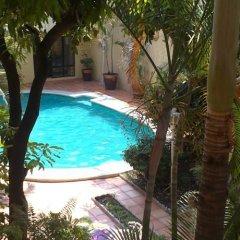 Hotel Palace de la Victoria бассейн