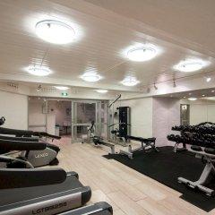 Отель Augustin Hotel Норвегия, Берген - 4 отзыва об отеле, цены и фото номеров - забронировать отель Augustin Hotel онлайн фитнесс-зал фото 2