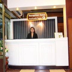 Отель Bangkok Condotel интерьер отеля фото 2