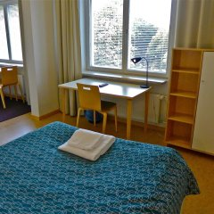 Отель Töölö Towers Финляндия, Хельсинки - отзывы, цены и фото номеров - забронировать отель Töölö Towers онлайн удобства в номере