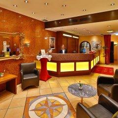 Hotel Wallis интерьер отеля фото 2