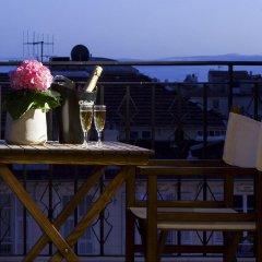 Отель Бутик-отель La Malmaison Nice Франция, Ницца - 1 отзыв об отеле, цены и фото номеров - забронировать отель Бутик-отель La Malmaison Nice онлайн балкон