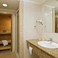 Danubius Hotel Helia Будапешт ванная фото 2