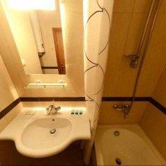 Апартаменты Tes Rila Park & Semiramida Apartments Боровец ванная
