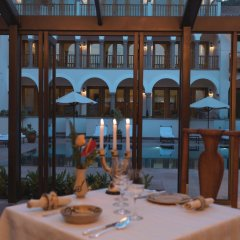 Отель Belmond Palacio Nazarenas питание