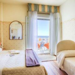 Отель San Francisco Spiaggia Римини комната для гостей фото 4