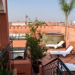 Отель Riad Bab Agnaou Марокко, Марракеш - отзывы, цены и фото номеров - забронировать отель Riad Bab Agnaou онлайн бассейн