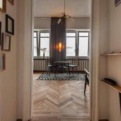 Отель MdM Studio Польша, Варшава - отзывы, цены и фото номеров - забронировать отель MdM Studio онлайн комната для гостей фото 4