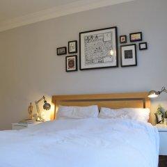 Отель Modern and Spacious Belsize Park Apartment Великобритания, Лондон - отзывы, цены и фото номеров - забронировать отель Modern and Spacious Belsize Park Apartment онлайн комната для гостей фото 2