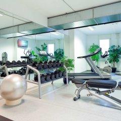 Hotel Allegra фитнесс-зал