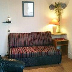 Апартаменты Royal Mile Apartment Эдинбург комната для гостей фото 5