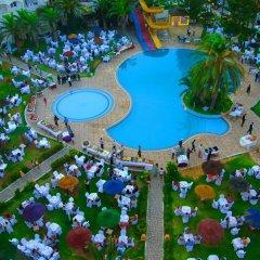 Отель Delphin El Habib Тунис, Монастир - 2 отзыва об отеле, цены и фото номеров - забронировать отель Delphin El Habib онлайн бассейн фото 3